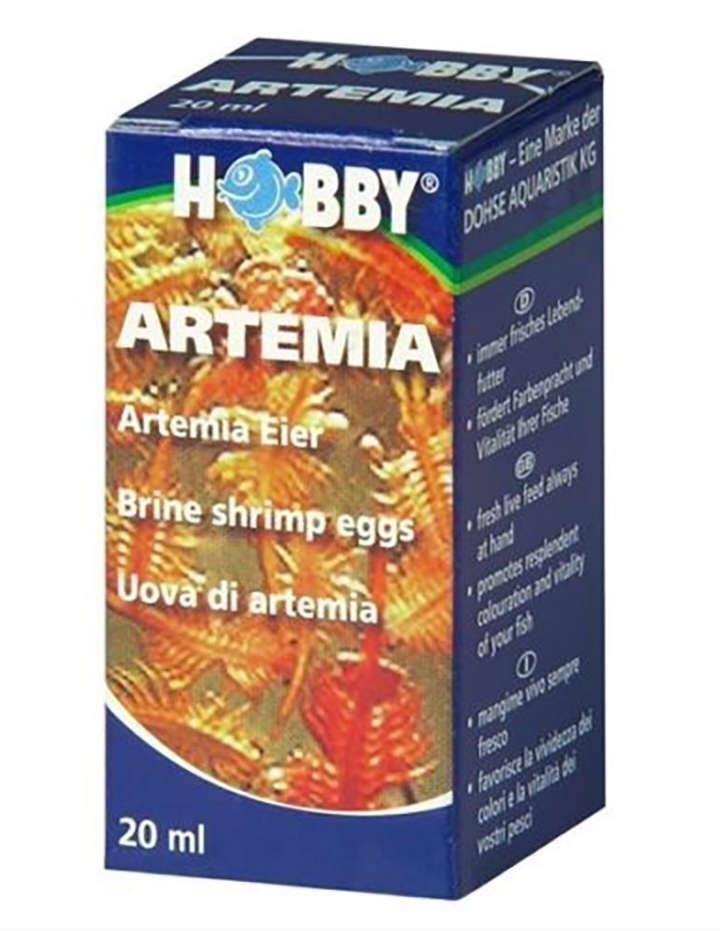 Hobby Artemia Brine Shrimp Eggs
