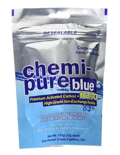 Chemi-Pure Blue Nano