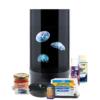 Jellyfish Art Cylinder Nano 3 Jellyfish Premium Starter Kit