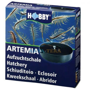 Artemia Hatchery plus Artemia Eggs